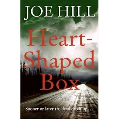 heart shaped box review
