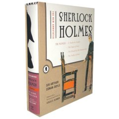 annotated sherlock holmes review