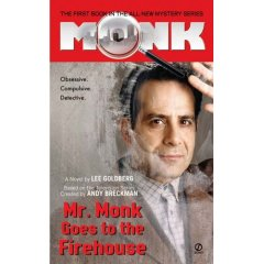 mr monk goes to the firehouse review