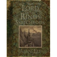 lord of the rings sketchbook review