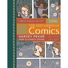 best american comics 2006 review