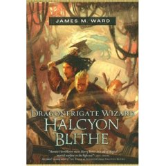 DRAGONFRIGATE WIZARD HALCYON BLITHE review