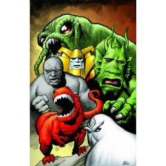 marvel monsters review