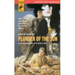 plunder of the sun david dodge review