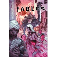 fables arabian nights review