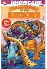 showcase challengers of the unknown review