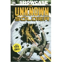 showcase unknown soldier review