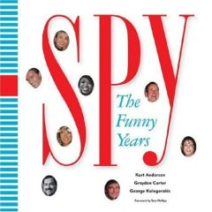 spy the funny years review