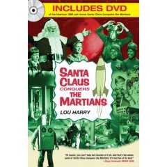 santa claus conquers the martians book dvd review
