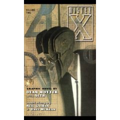 mister x volume 2 review