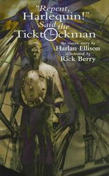 repent harlequin said ticktockman review