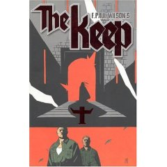 f paul wilson\'s the keep comic review