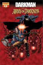 darkman vs army of darknesss review
