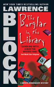 burglar in the library review