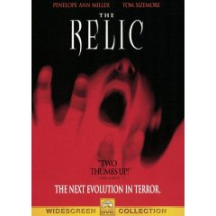 relic dvd review