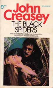 black spiders review