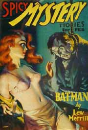 spicy mystery feb 1936 review