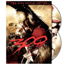 300 DVD review