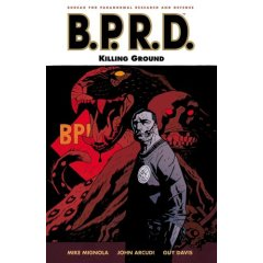 bprd killing ground review