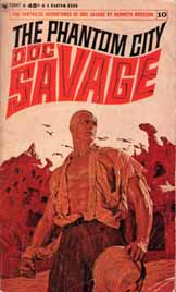 doc savage 10 review